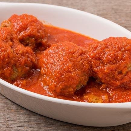 Meatball Dish